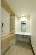 4床室用 洗面コーナー